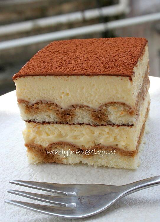 Best Tiramisu Cake Recipe From Scratch