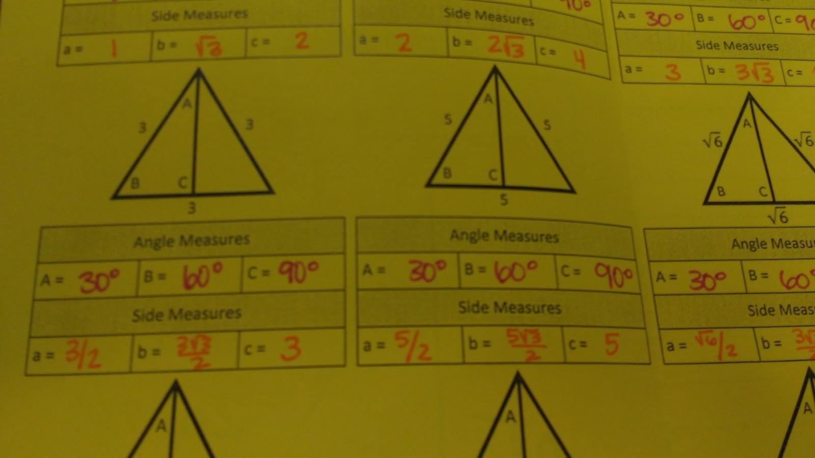Math Love Trigonometry