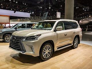 2019 Lexus LX 570: Prix, Avis, Caractéristiques