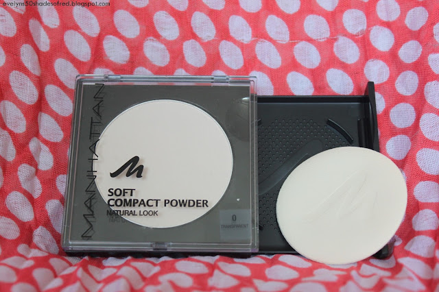 Manhattan, Soft Compact Powder Natural Look 0 Transparent