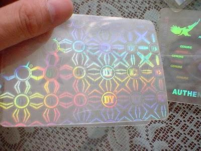 Một số loại tem Decal thông dụng