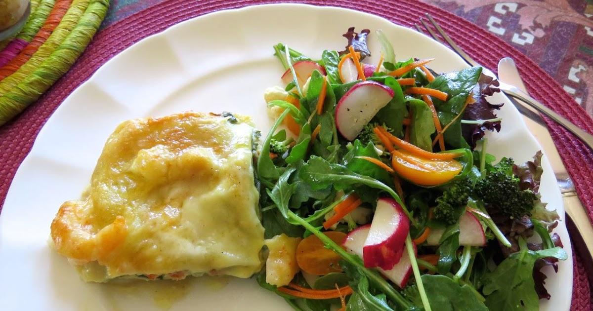 La cuisine de messidor lasagne aux fruits de mer simplifi e for La fontaine aux cuisines