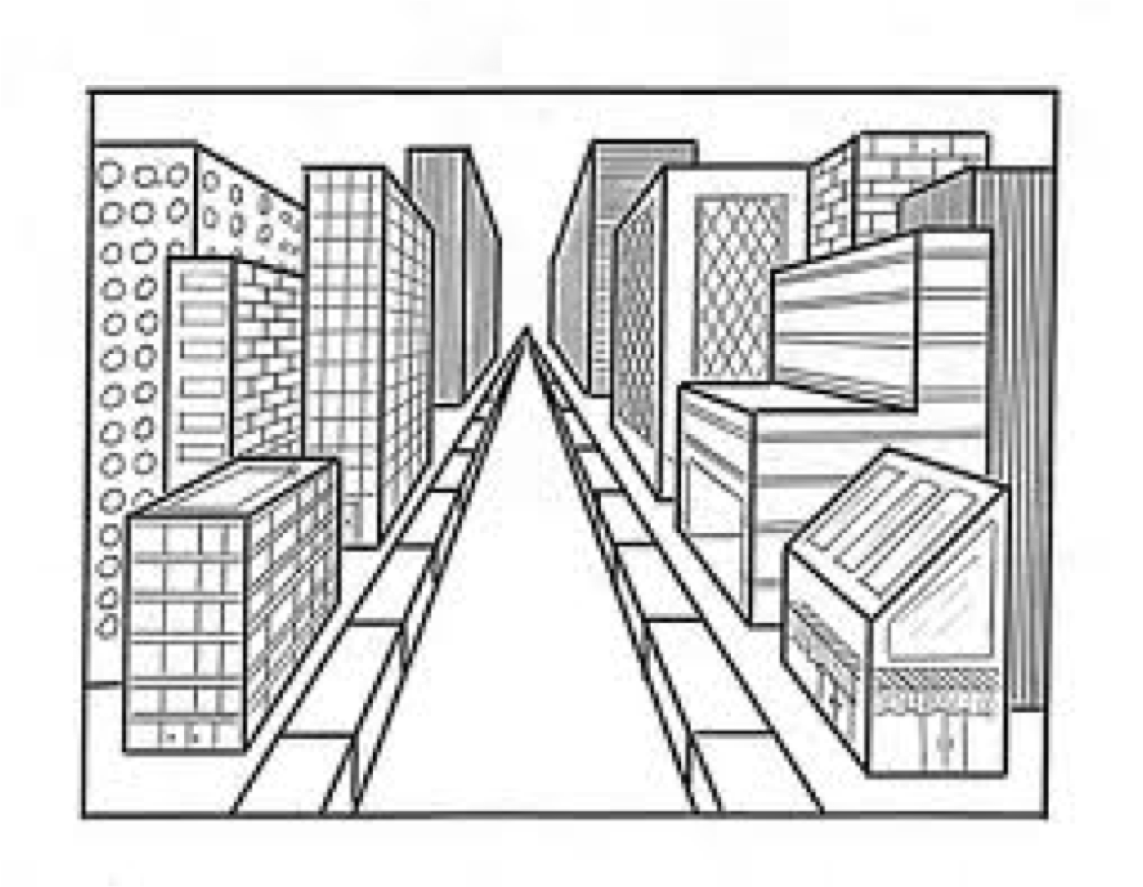 Drawing Compton Perspective
