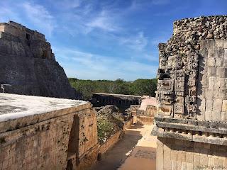 Visiter les ruines d'Uxmal et la Ruta Puuc en bus (Mexique)