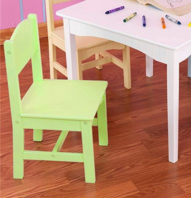 Kidkraft Table 4 Chairs Kids Fun