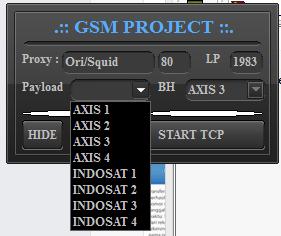 Inject Indosat Axis GSM 11, 12, 13 Oktober 2016