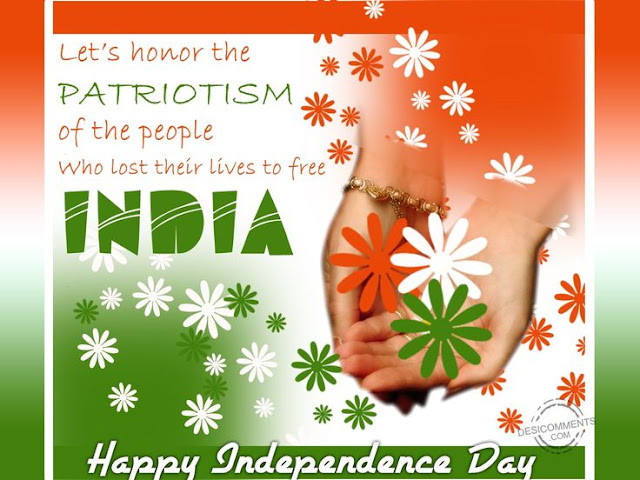 Poem For Happy Independence Day with images