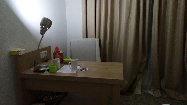 Menginap di Hotel Four Points Sheraton Makassar