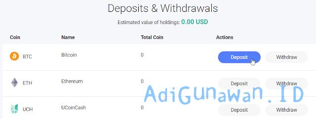 coin lending program