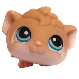 Littlest Pet Shop Large Playset Guinea Pig (#157) Pet