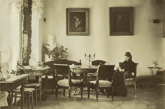 Biografía Sofía Andréyevna Behrs Tolstáya
