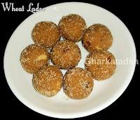Wheat Ladoo