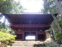 神武寺楼門