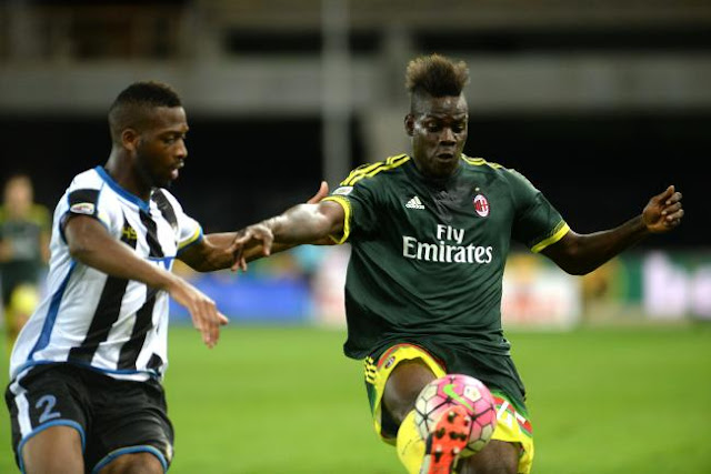 Balotelli is still capable of moments of skill, as he showed against Udinese earlier in the season.