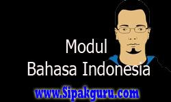 Modul Bahasa Indonesia Kelas X