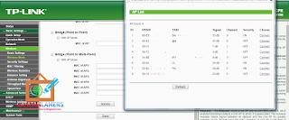 Cara Setting TP-LINK WA5210G Sebagai Client