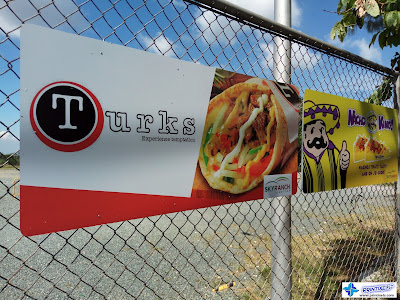 Custom Printed Fence Signages