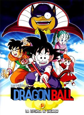 Película Dragon Ball La leyenda de Shenron