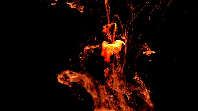 Hot Abstract