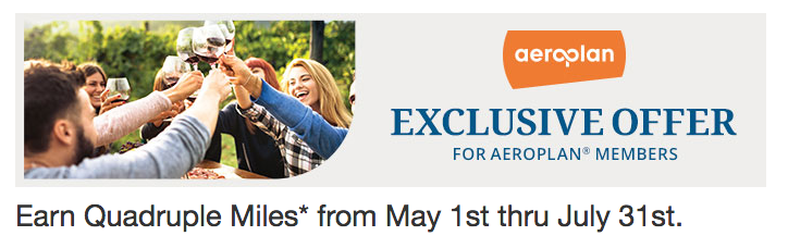 Earn Quadruple Aeroplan Miles For Choice Hotels Stays Worldwide Until November 30