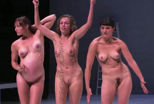 Vimeo nude theater Moscow theatres