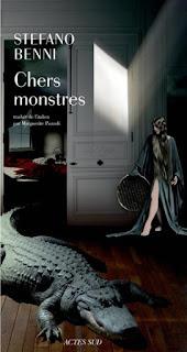 Couverture de Chers monstres, Sefano Benni