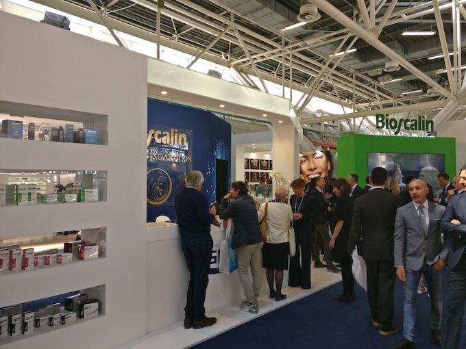 Bioscalin Signal Revolution conquista il Cosmofarma 2017