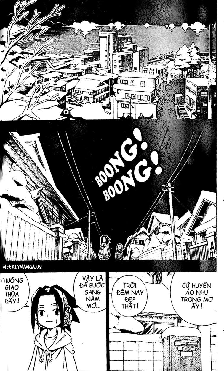 Shaman King [Vua pháp thuật] chap 171 trang 3