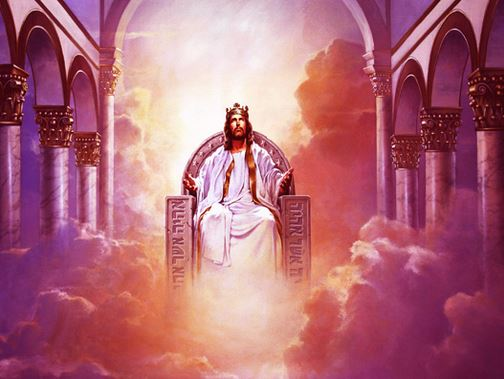 Jesus an advocate