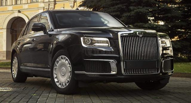 Geneva Motor Show, New Cars, Reports, Russia