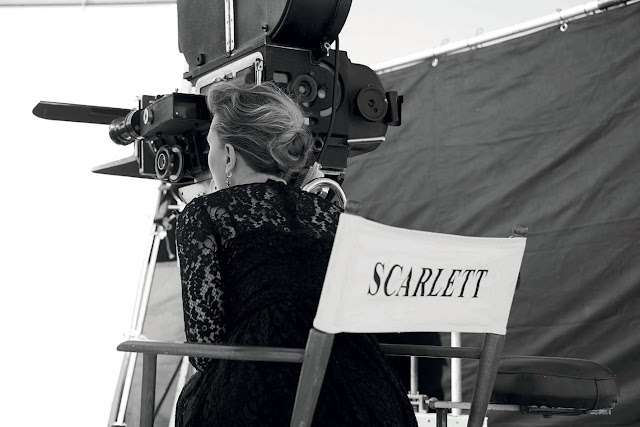 Scarlett Johansson es imagen del perfume Dolce & Gabbana The one