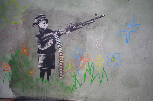 Banksy Artwork-5