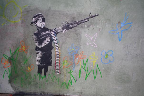 Banksy Artwork-5