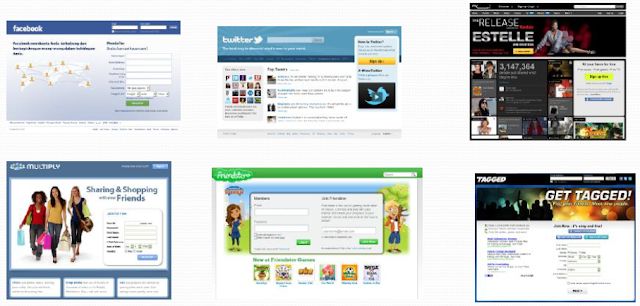 Meningkatkan pengunjung dengan Social Network