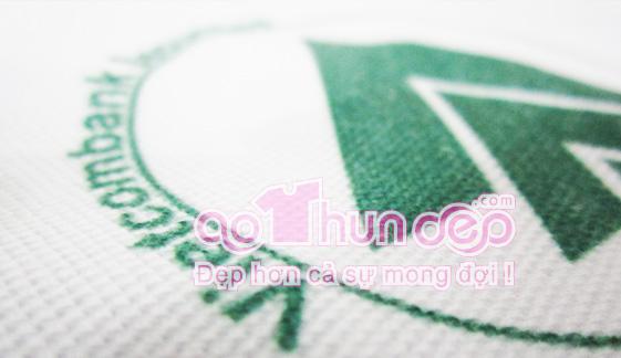 Đồng phục Vietcombank Ngân hàng thương mại cổ phần Ngoại thương Việt Nam