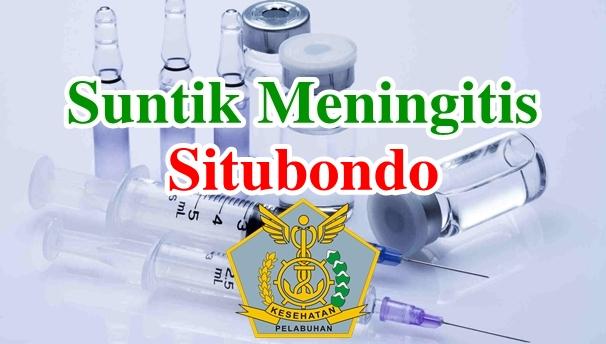 Alamat Tempat Suntik Vaksin Meningitis di Situbondo