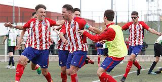 Atlético Madrid Juvenil División de Honor