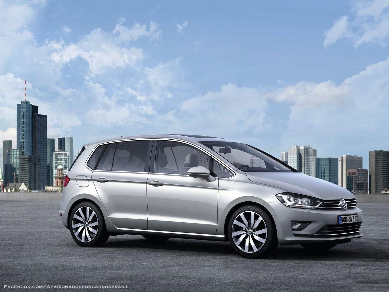 apaixonados por carros frankfurt golf sportsvan concept. Black Bedroom Furniture Sets. Home Design Ideas