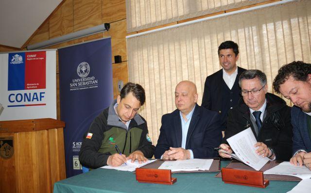 Postularán a  obras de mejoramiento  en Parque Nacional Alerce Andino