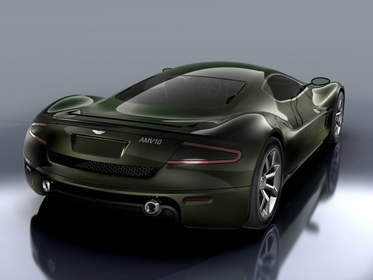 Cars Riccars Design: Aston Martin AMV10 Best Car Wallpapers