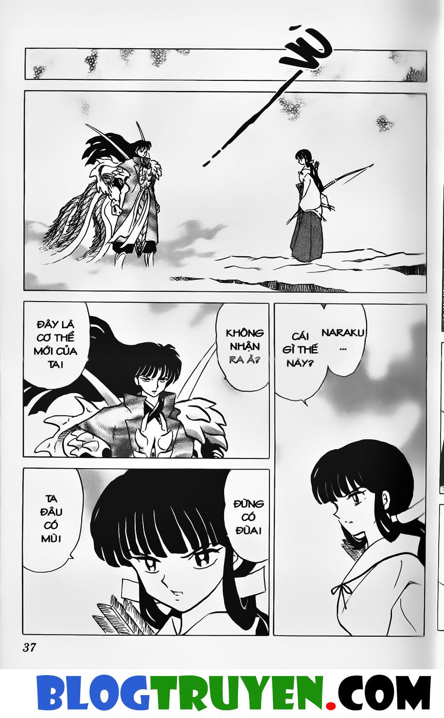 Inuyasha vol 29.2 trang 16