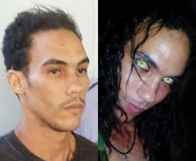 "Víctor Alexander Portorreal, alias ""Chamán Chacra"""