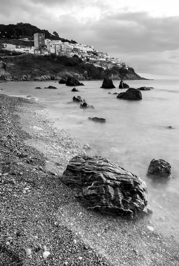 'Una roca en el Sarchal', Carlos Larios