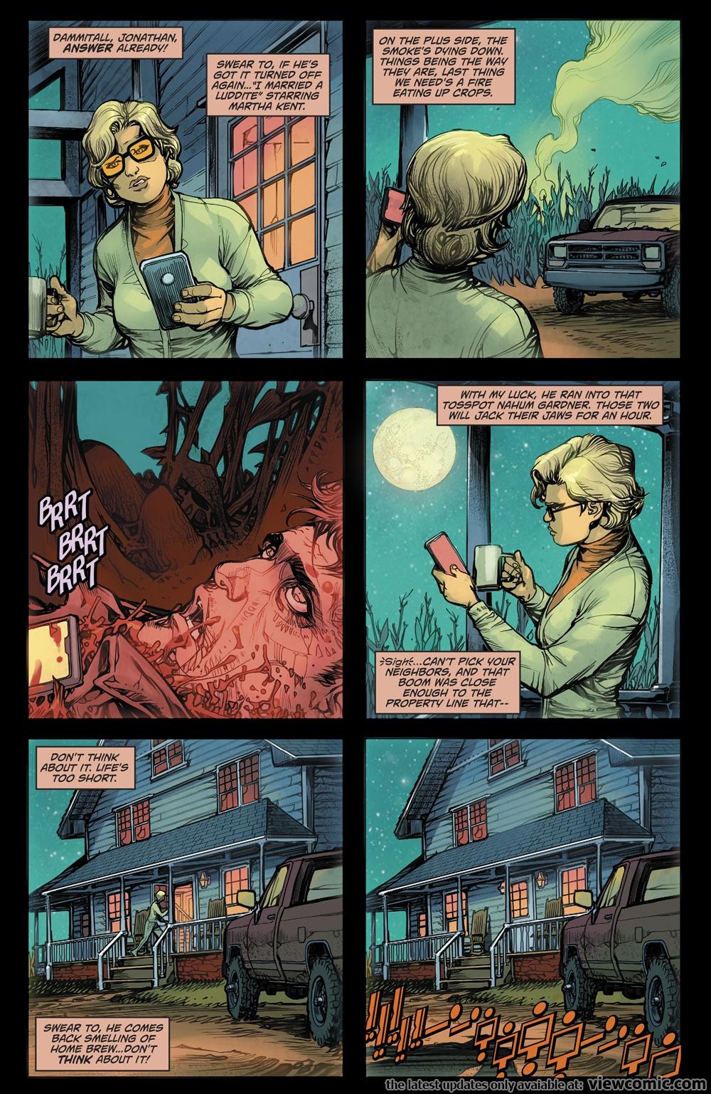 DC House of Horror 001 (2017) …………… | Reading Comics Online