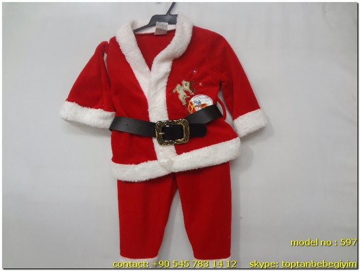 wholesale santa claus dresses 1, 2, 3, age :  price : 6 $