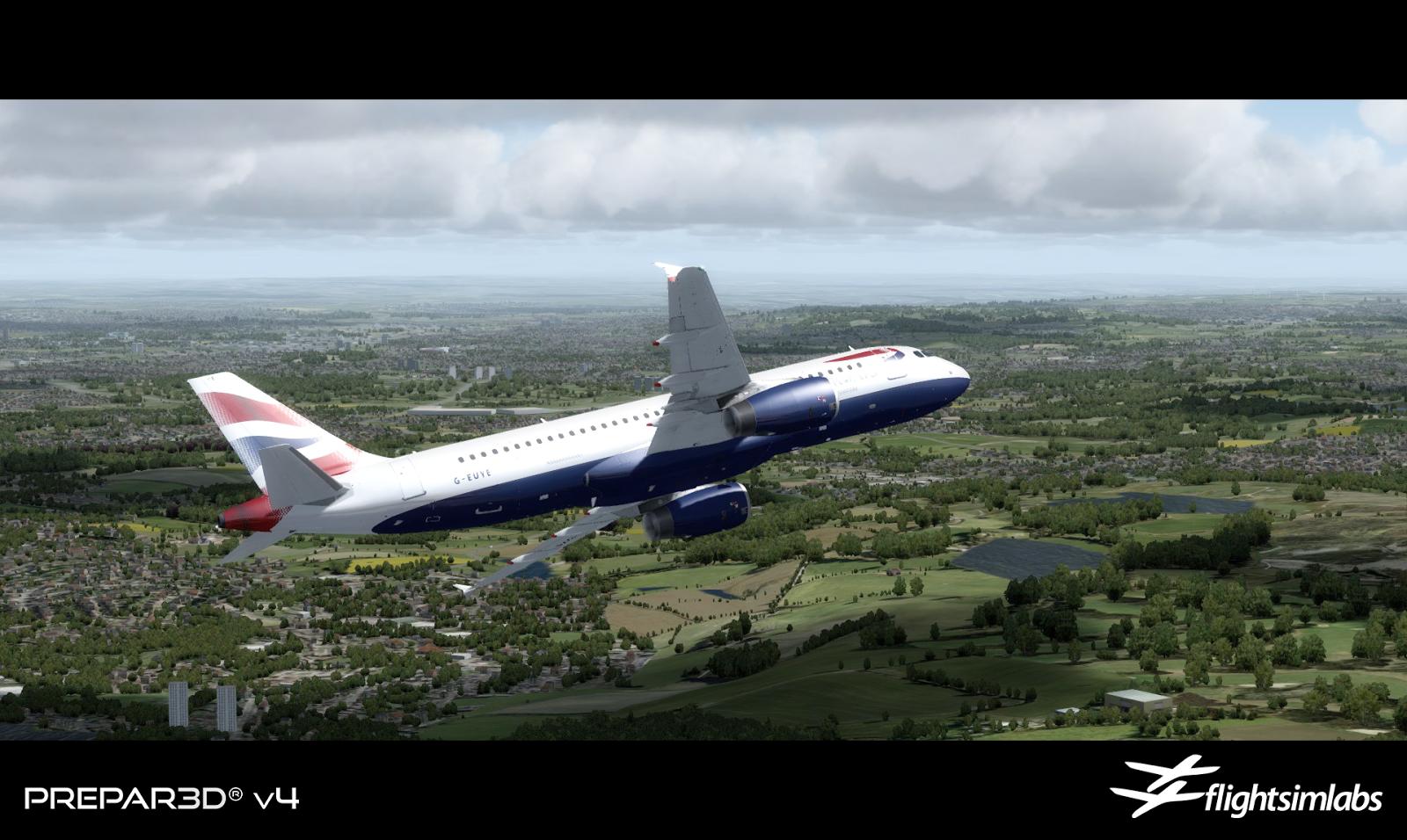 Flight Sim Labs A320-X P3D v4 1+Crack - FLIGHT  XTREME