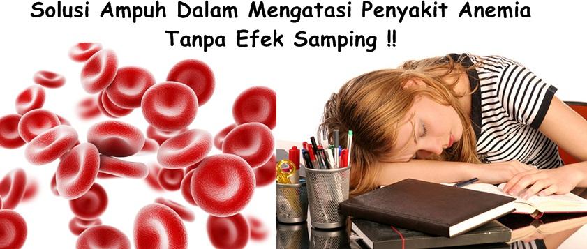 Obat Tradisional Tuntaskan Anemia