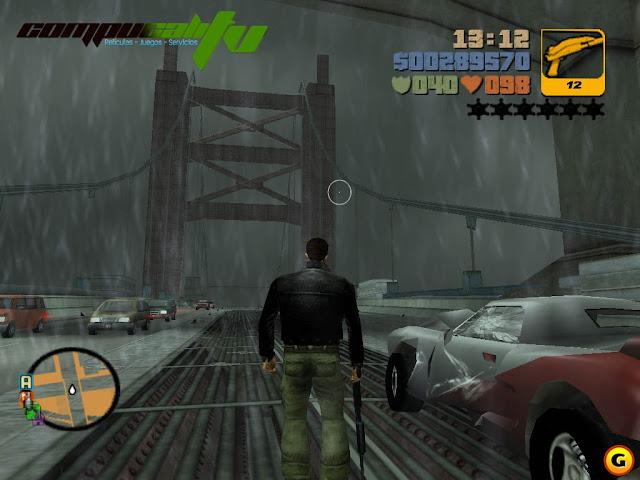 GTA III Juego para PC Full en Español Descargar 1 Link