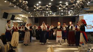 Ο ετήσιος χορός από τον Σύλλογο Κρητών Πιερίας «Το Ξαθέρι»