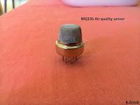 MQ-135 Air Quality Sensor with Arduino